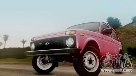VAZ 2121 Niva Stoke para GTA San Andreas