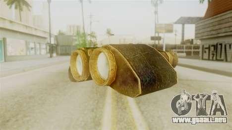 Red Dead Redemption Binocular para GTA San Andreas