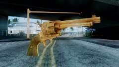 Red Dead Redemption Revolver para GTA San Andreas