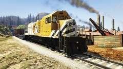 Ingeniero de ferrocarril v3.1 para GTA 5