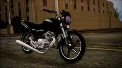 Zanella RX150 Planchada para GTA San Andreas