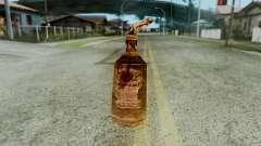 Red Dead Redemption Molotov para GTA San Andreas