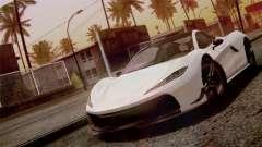 GTA 5 Progen T20 para GTA San Andreas