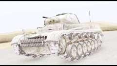 Panzerkampwagen II Snow