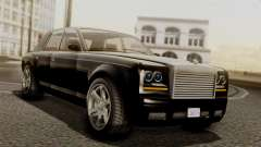 GTA 5 Enus Super Diamond para GTA San Andreas
