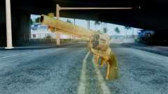 Red Dead Redemption Revolver Diego Assasin para GTA San Andreas