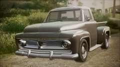 GTA 5 Vapid Slamvan Pickup IVF para GTA San Andreas