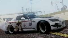 Honda S2000 Tuned Mugi Itasha para GTA San Andreas