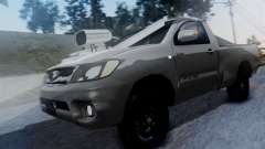 Toyota Hilux 2015 para GTA San Andreas