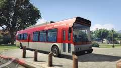 New Bus Textures v2 para GTA 5