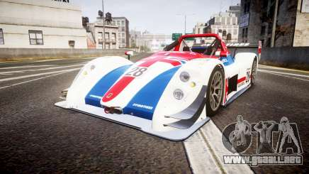 Radical SR8 RX 2011 [28] para GTA 4