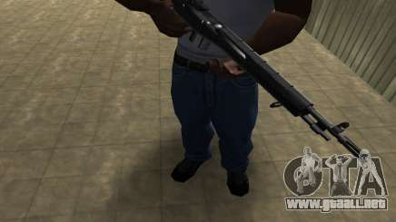 Modern Black Rifle para GTA San Andreas