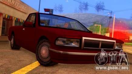 Premier Pickup para GTA San Andreas