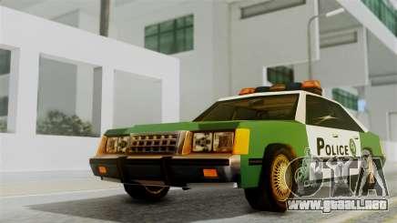 SAPD Cruiser para GTA San Andreas