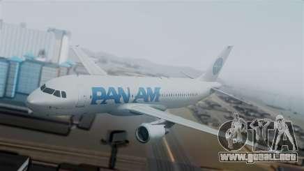 Airbus A320-200 Pan American World Airlines para GTA San Andreas