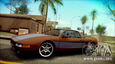 Infernus New Edition para GTA San Andreas
