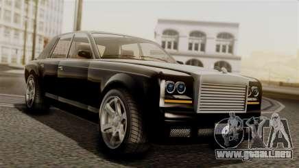 GTA 5 Enus Super Diamond para GTA San Andreas