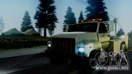 GMC Topkick Towtruck para GTA San Andreas