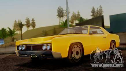 GTA 5 Albany Virgo IVF para GTA San Andreas