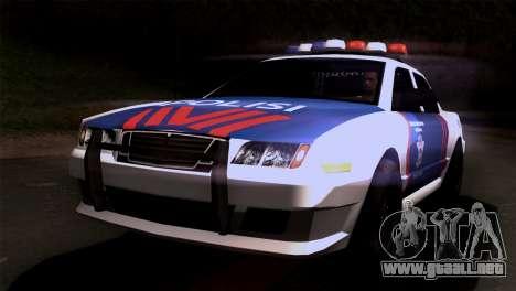 Indonesian Police Type 2 para GTA San Andreas