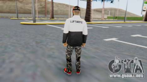 Ballas3 para GTA San Andreas tercera pantalla