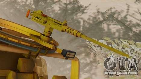 SOC-T from CoD Black Ops 2 para la visión correcta GTA San Andreas