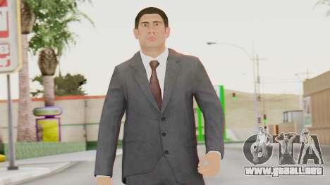 [GTA 5] FIB2 v2 para GTA San Andreas