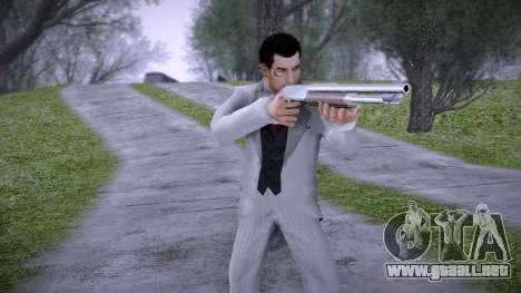 Joe Last Skin para GTA San Andreas sucesivamente de pantalla
