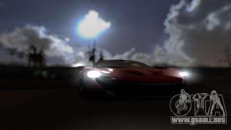 ENB Zix 3.0 para GTA San Andreas segunda pantalla