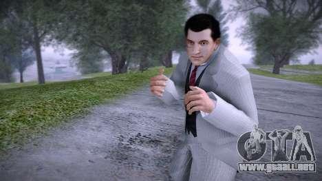 Joe Last Skin para GTA San Andreas segunda pantalla