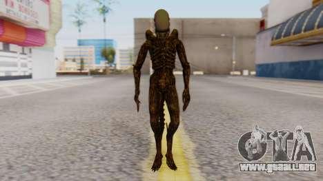 Extraño para GTA San Andreas segunda pantalla