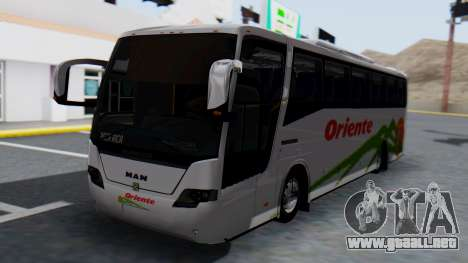 Busscar Elegance 360 para GTA San Andreas