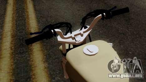 CB1 Stunt Imitacion para la visión correcta GTA San Andreas