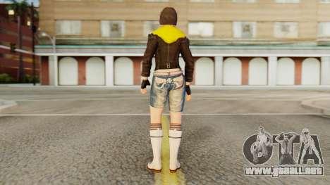 Dancing Girl para GTA San Andreas tercera pantalla