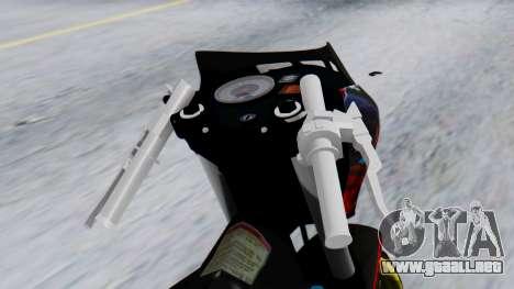 Satria FU Drag para la visión correcta GTA San Andreas