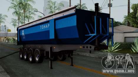 Trailer Tohap para GTA San Andreas