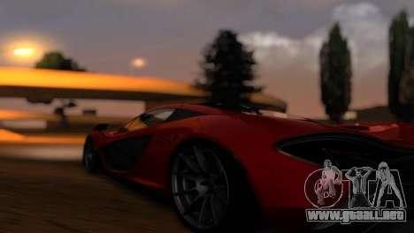 ENB Zix 3.0 para GTA San Andreas tercera pantalla