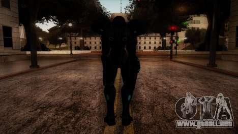 Dark Samus para GTA San Andreas tercera pantalla
