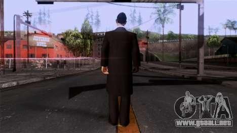La piel de la mafia para GTA San Andreas tercera pantalla