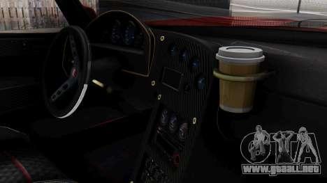 GTA 5 Banshee Dirt para la visión correcta GTA San Andreas