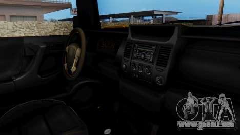 GTA 5 Patriot para la visión correcta GTA San Andreas