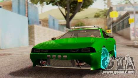 Elegy Korch New Wheel para GTA San Andreas
