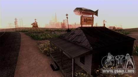 El Sherman De La Presa para GTA San Andreas tercera pantalla