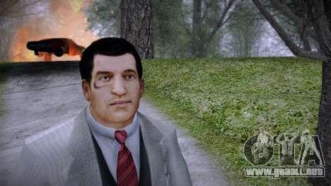 Joe Last Skin para GTA San Andreas quinta pantalla