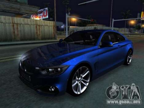 Metallic ENB Series para GTA San Andreas tercera pantalla