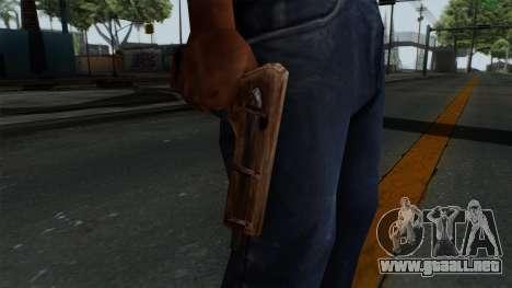 Samopal para GTA San Andreas