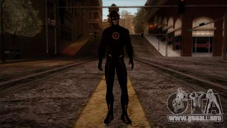 The Flash para GTA San Andreas segunda pantalla