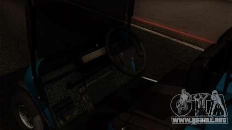 E-Z-GO Golf Cart v1.1 para la visión correcta GTA San Andreas