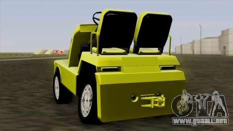 GTA 4 Airtug HQS para la visión correcta GTA San Andreas