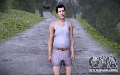 Joe Home para GTA San Andreas